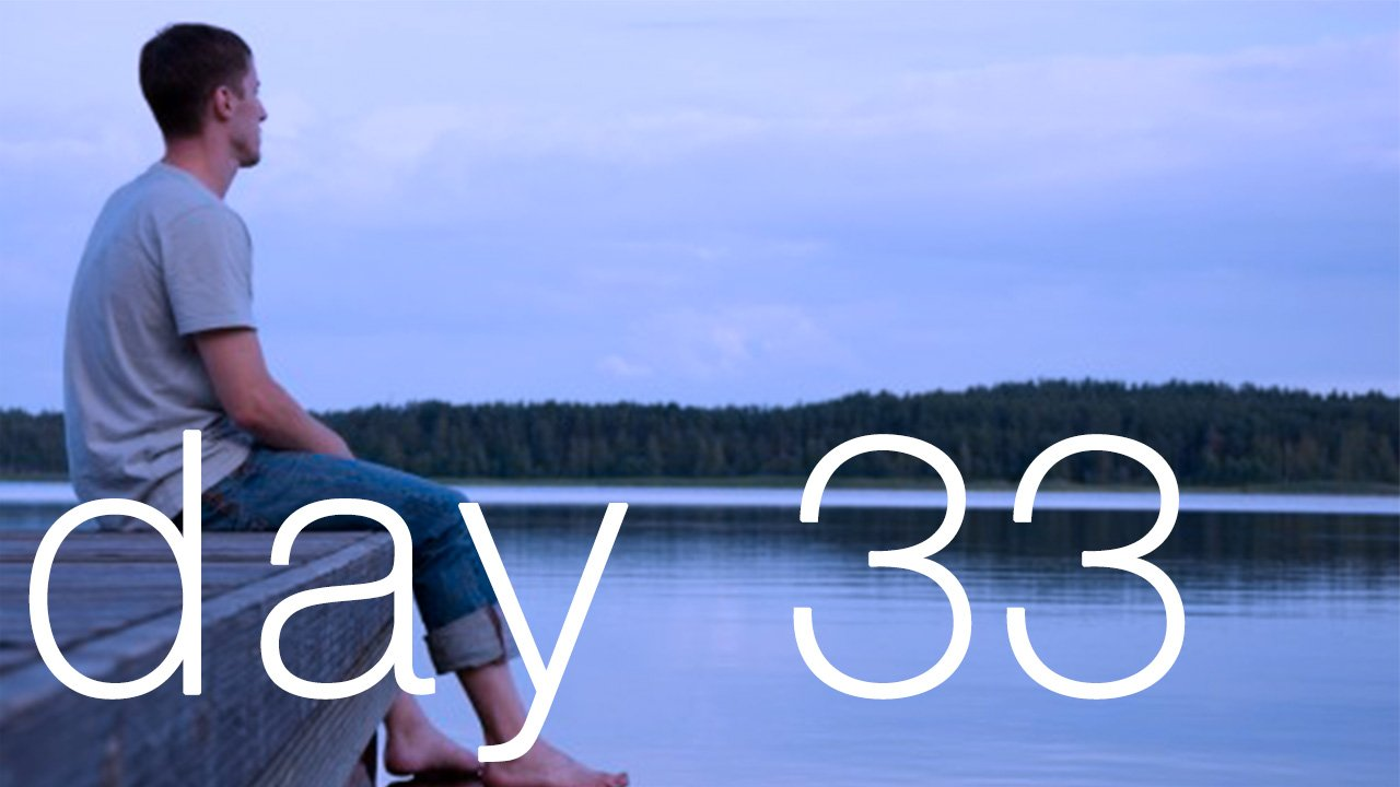 Day 33 - Listening