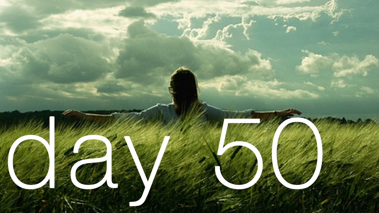 Day 50 - Half Way Review!