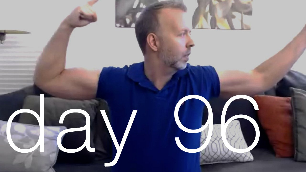 Day 96 - The Soul Workout Workshop