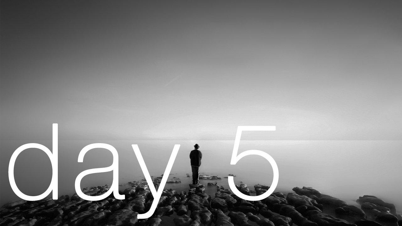 Day 5 - Forgiveness Versus Prison