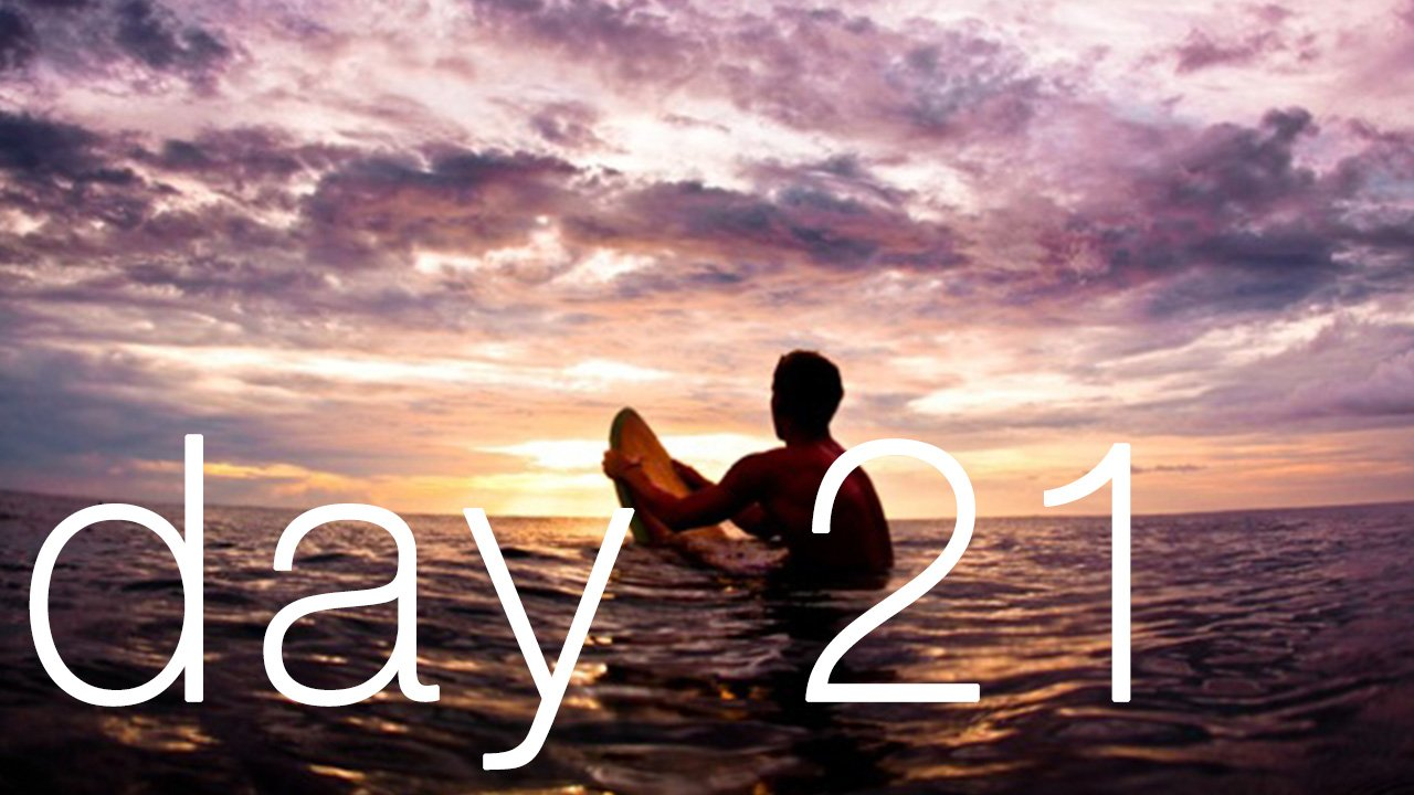 Day 21 - Finding The Underlying Belief