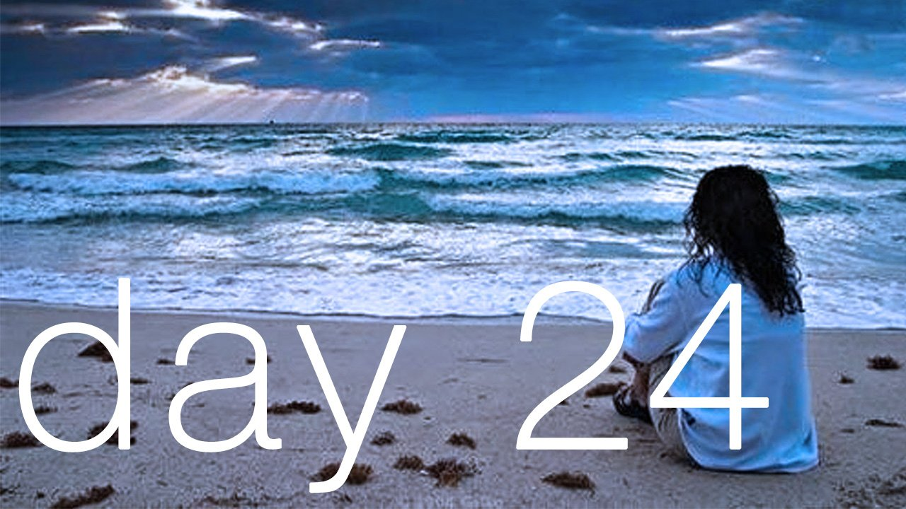 Day 24 - Your FAQs On Meditation